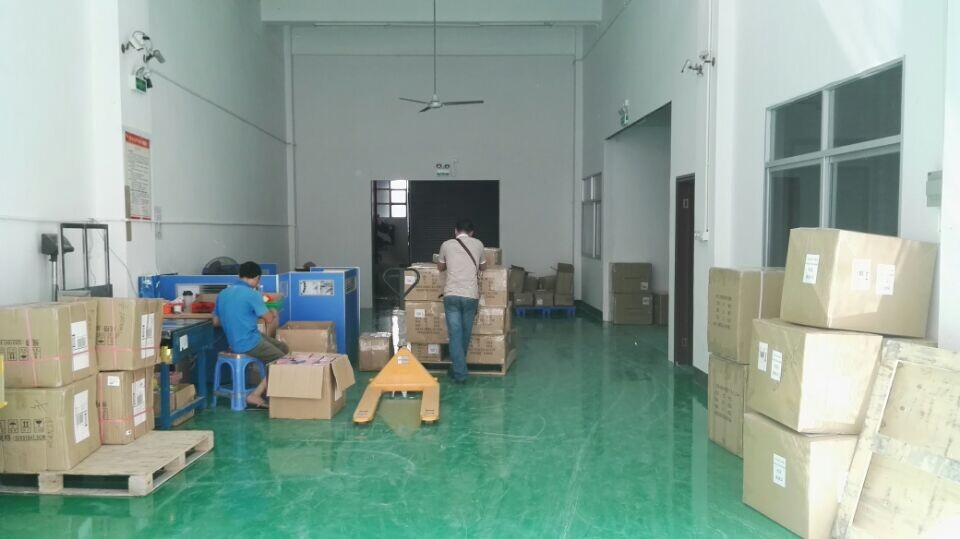 深圳明禧产业园A1栋102仓库侧面