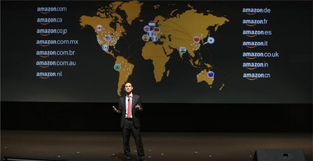 全球资讯_首页 大森林资讯中心 媒体报道 往期亚马逊中国\
